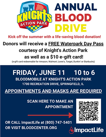 knight's flier 6.11 blood drive.png