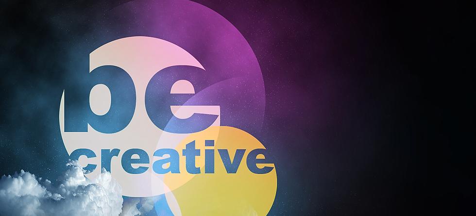 Creative writing, creative promotions, creative social media