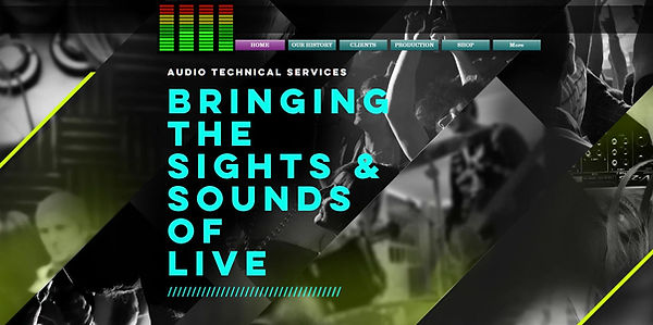 Audio Technical Services, Springfield, Illinois Concert Production