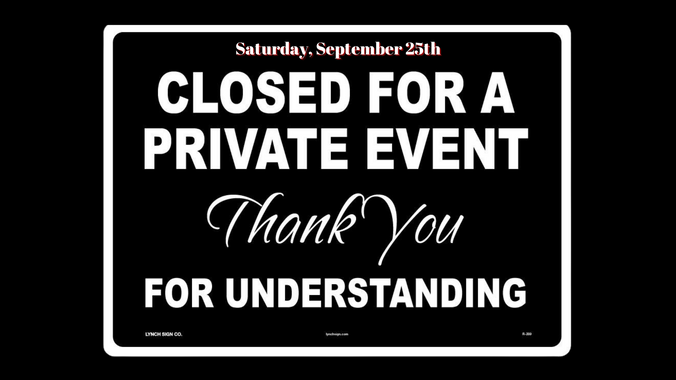 Curve Private Party Saturday, September 25th (1).png