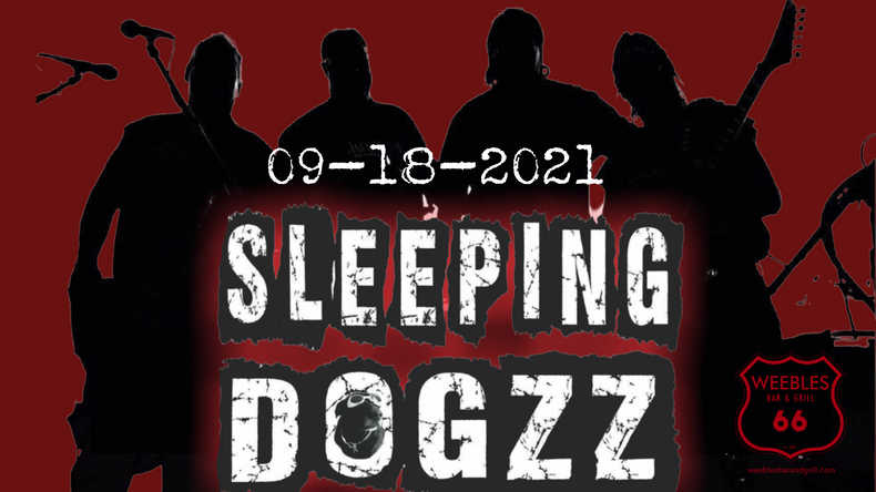 Weebles Sleeping Dogzz  Sat. Sept. 18th.png