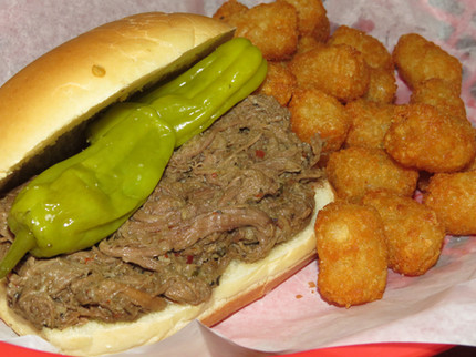 Humphrey's Market Italian Beef-Every Tuesday
