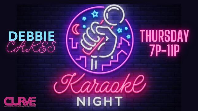 Curve Karaoke Thurs day 7p-11p.png