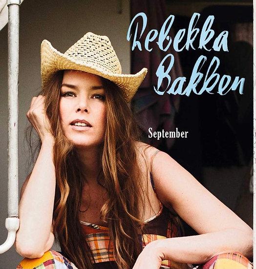 Signed CD - September (2001)
