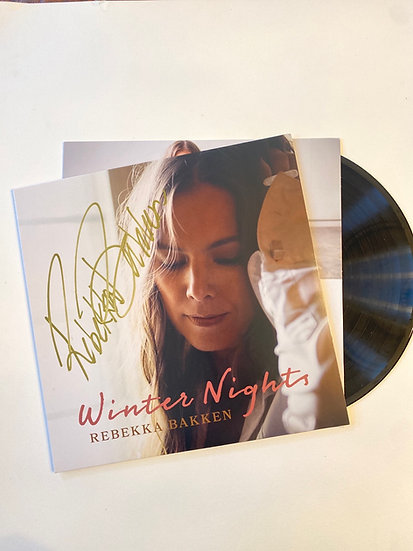 Signed LP - Winter Nights