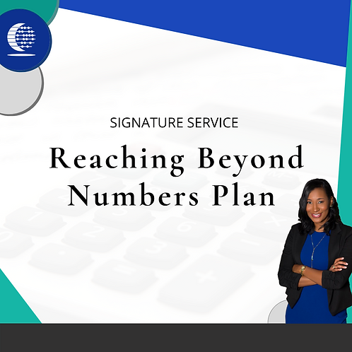 HBS' Signature Service - The Reaching Beyond Numbers Plan