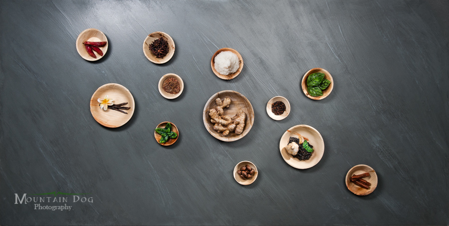 Wall Art - Spice Bowls