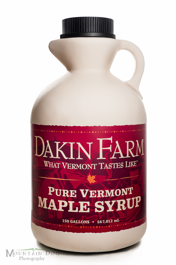Giant Maple Syrup Jugs
