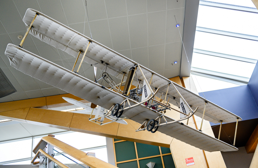 BTV 100 Airplane