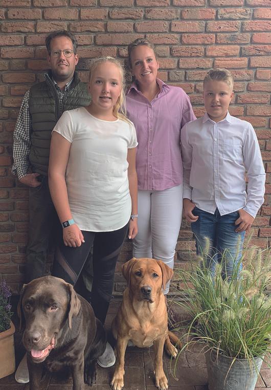 Die ganze Familie Kröger