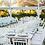 Thumbnail: Mesa Madeira Branca Retangular c/ pés Madeira