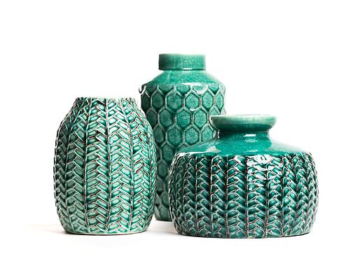 Conjunto taças de cerâmica 2