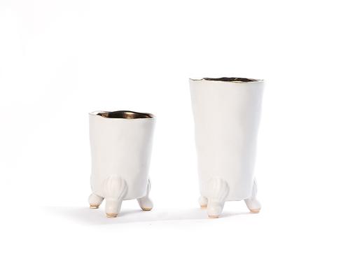 Conjunto taças de cerâmica 28