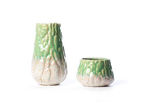 Conjunto taças de cerâmica 15