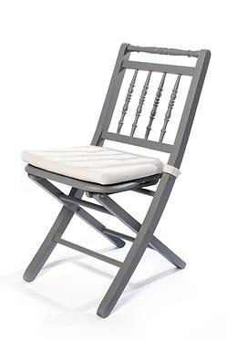 Cadeira Madeira Cinzenta