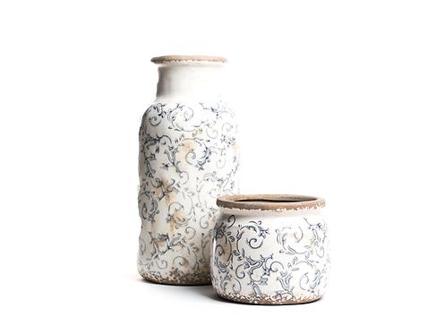 Conjunto taças de cerâmica 1
