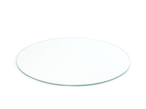 Base de vidro redonda