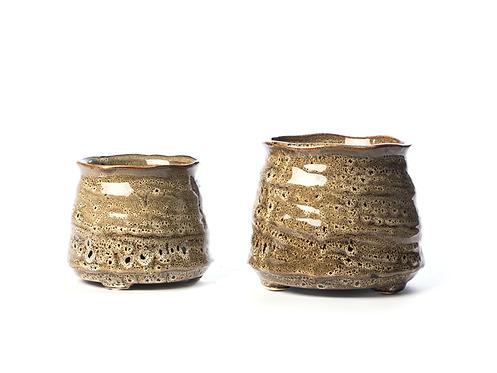 Conjunto taças de cerâmica 13