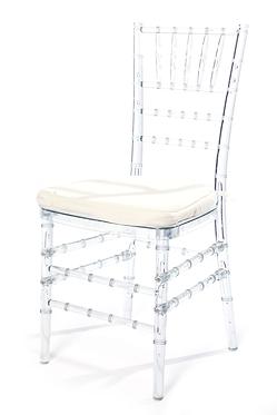 Cadeira Camelot de Acrílico