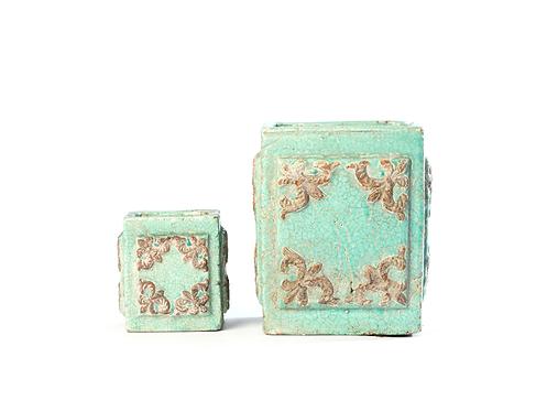 Conjunto taças de cerâmica 6