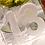 Thumbnail: Número em Acrílico Branco para Marcação de Mesa