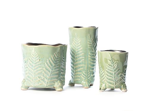 Conjunto taças de cerâmica 17