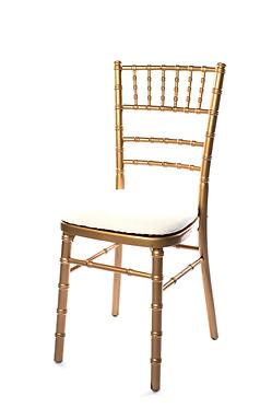 Cadeira Camelot Dourada