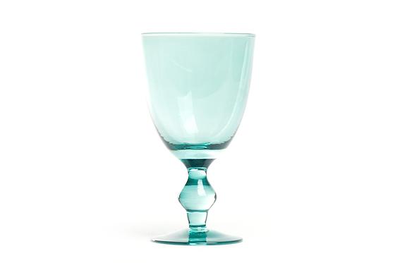 Copo Água Azul Liso