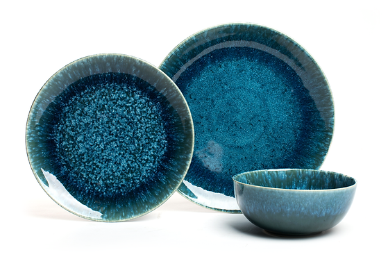 Serviço Cerâmica Azul