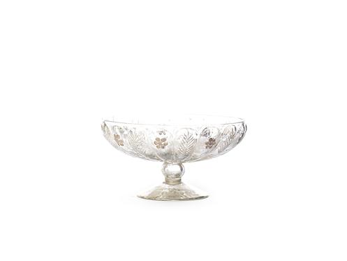 Taça de vidro 12