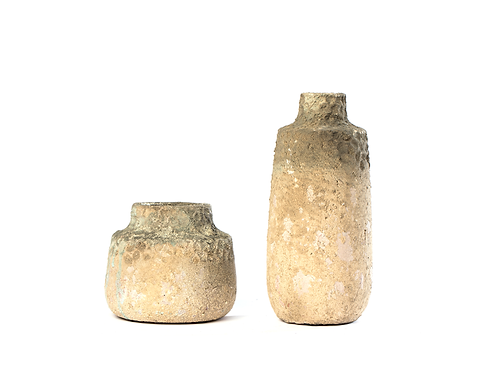 Conjunto taças de cerâmica 8