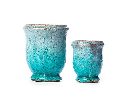 Conjunto taças de cerâmica 12