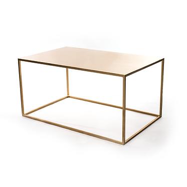 Mesa Baixa Dourada 4