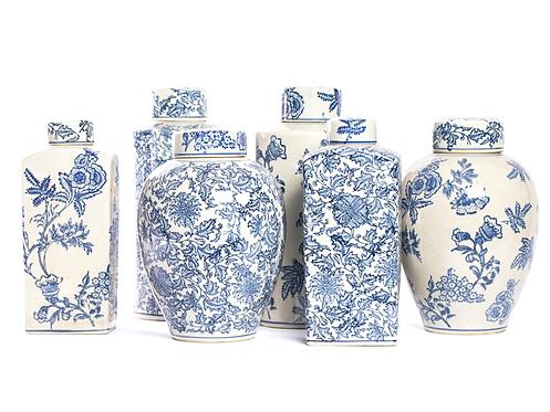 Conjunto taças de cerâmica 35