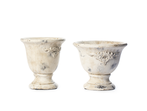 Conjunto taças de cerâmica 9