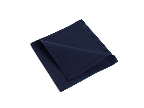 Guardanapos Linho Azul Escuro
