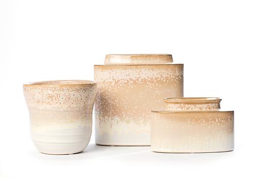 Conjunto taças de cerâmica 18