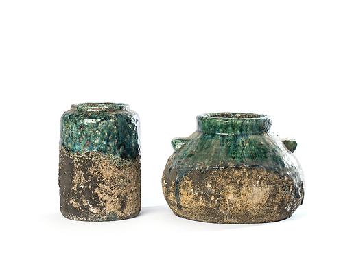 Conjunto taças de cerâmica 11