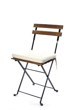 Cadeira Ripas Madeira