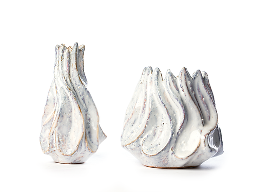 Conjunto taças de cerâmica 16