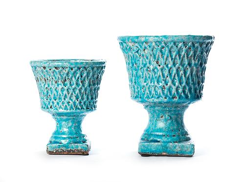 Conjunto taças de cerâmica 22