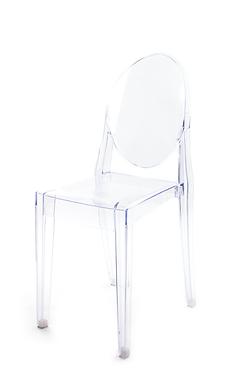 Cadeira Acrílico Philipe Stark
