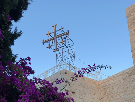 En dag på Betlehems-markene