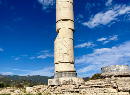 Rundtur på øya Samos