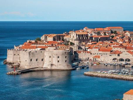 Dubrovnik - perlen ved Adriaterhavet
