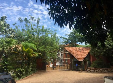 """""""Forest Cottages"""" - en oase i storbyen Kampala"""