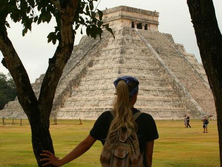 En dag i maya-indianernes rike...