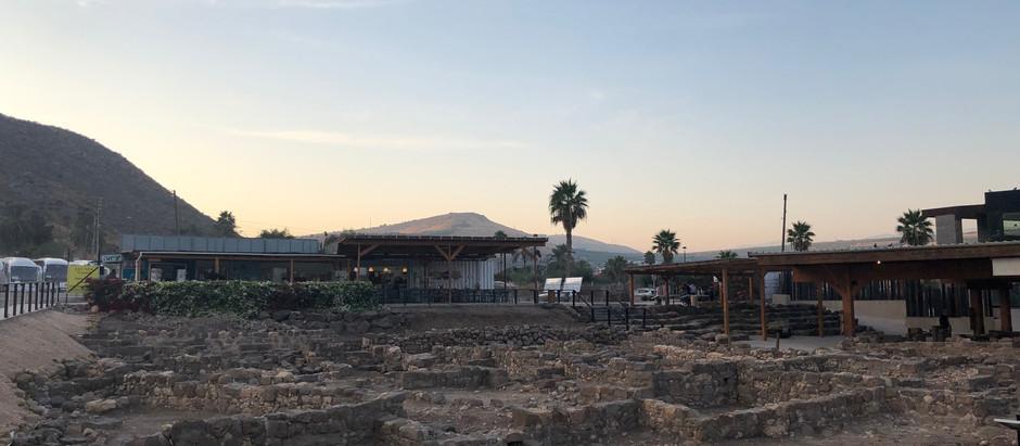 Magdala - byen som plutselig dukket opp!