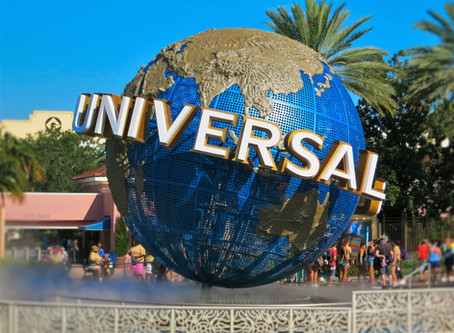 En dag i Universal Studios