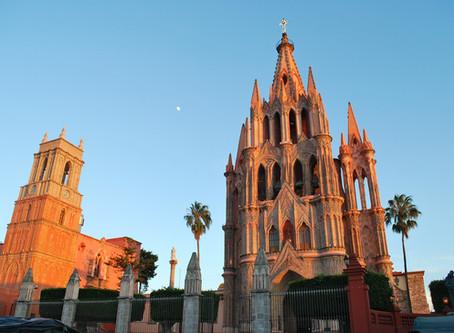Kolonibyen San Miguell de Allende